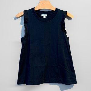 Aritzia Wilfred Black Top Size XS